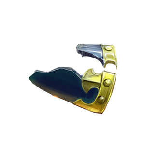神獣王の甲冑片の画像