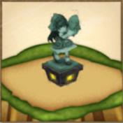 リーゼロッテの像