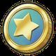 [1つ星コインのアイコン