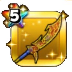 稲妻の剣のアイコン