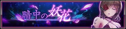 イベント「暗中の妖花」のバナー