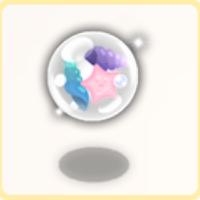 お飾りバブルの画像