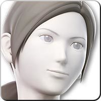 WiiFitトレーナーの画像