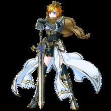 騎士王アーサーの画像
