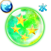 星の魔晄石【水】・Ⅳの画像