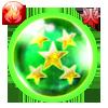 星の魔晄石【火】・Ⅴのアイコン