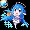 (ペット) 天使ラビエル【水】のアイコン