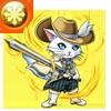 聖騎士猫(ガラハッド)のアイコン