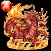(ペット) 炎の精霊 サラマンダーのアイコン
