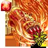 【神】業火覇拳のガントレット(左)のアイコン