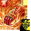 業火覇拳のガントレット(右)のアイコン