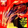 【神】獄炎の鉤爪(右)のアイコン
