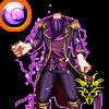 【神】漆黒のスーツのアイコン