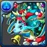 プチノエルドラゴン・ブルーの画像