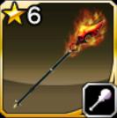 焔杖ユースティアの画像
