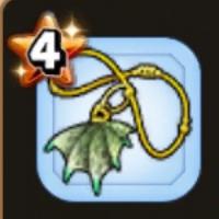星霊翠龍のネックレス