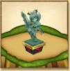 ミカエラの像