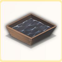 旅籠屋の風呂の画像