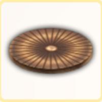 食堂の円座の画像