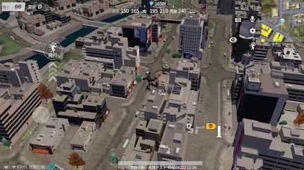 銀座マップ 画像