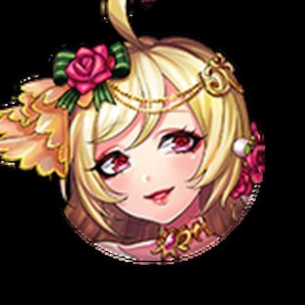 [聖夜の薔薇園]フレデリカの画像