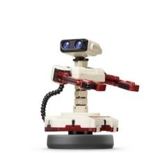 スマブラSPのロボットのアミーボ