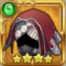 古代民のマスク:赤の画像