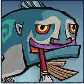 スマブラSPの魚男
