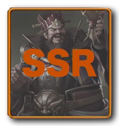 SSR武将のアイコン