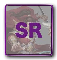 SR武将のアイコン
