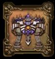アレクサンダーの紋章・盾