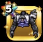 機工城の鎧上のアイコン