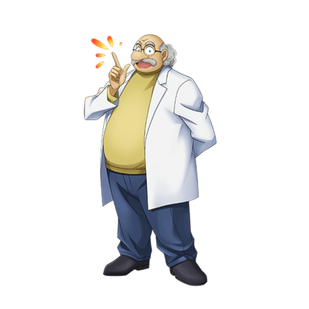 阿笠博士の画像