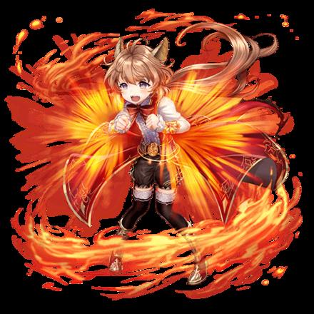 [見習い火炎術士]ヴェルダの画像