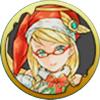 クリスマスエンジェルの画像