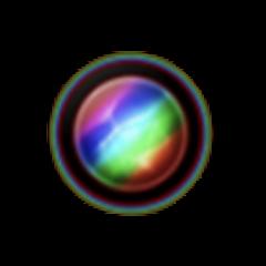 虹の進化素材の画像
