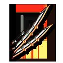 ファングダガー(火)の画像