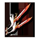 ダガーオブフレイム(火)の画像