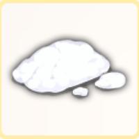 積もった雪(小)の画像