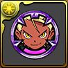 エンマ大王の妖怪メダルの画像