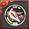 キュウビの妖怪メダルの画像