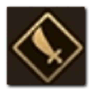 初級歩兵のアイコン