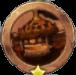 ヒートゴーレムメダルの画像
