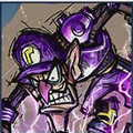 SSBU Waluigi (Super Mario Strikers)