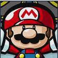 SSBU Mini Mario & Hammers