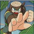 SSBU Wood Man