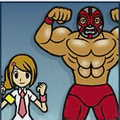 SSBU Reporter & Wrestler