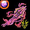 神槍ヴィジュランダ【闇】・改のアイコン
