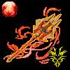 神槍ヴィジュランダ【火】・改のアイコン