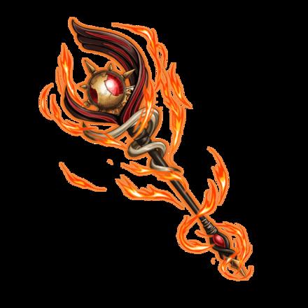 天命の杖ガンバンテイン【火】・改